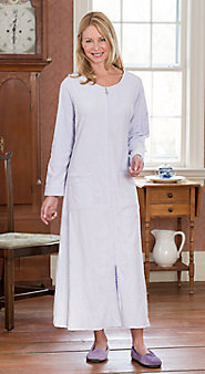 Womens Eileen West Pamper Perfect Velour Robe
