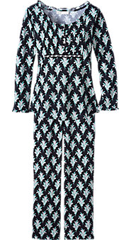 Womens Eileen West Lily Of the Valley Pajamas