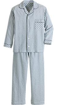 Men's Seersucker Pajamas
