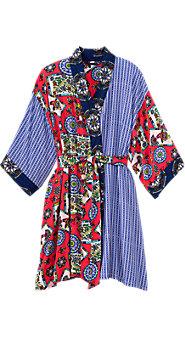 Womens Bolly Doll Kimono Robe