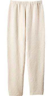 Womens After Five Fleece Sleep Pants