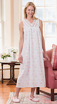 Eileen West Morning Meadow Nightgown
