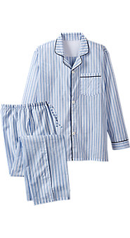 Ultralight Cotton Voile Pajamas