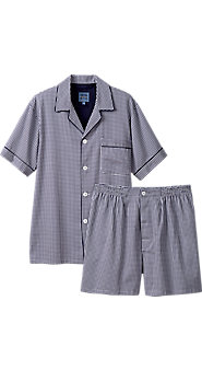 Mens Classic Dot Pajamas