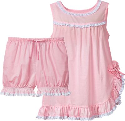Cotton Baby Doll Pajamas Baby Doll Sleepwear