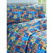 Peanuts Snoopy the Flying Ace Percale Sheet Set