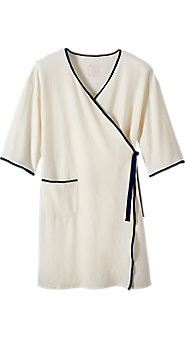 Mens Patient Wellness Gown