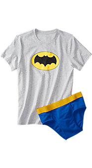 Boys Superhero Underoos