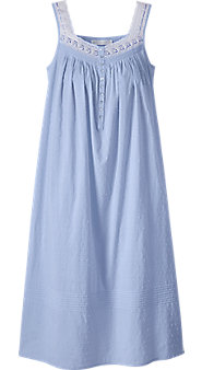 Eileen West Swiss Dot Nightgown