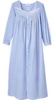 Eileen West Swiss Dot Robe