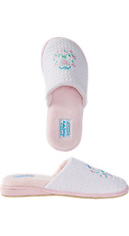 Womens Lanz Tyrolean Slipper