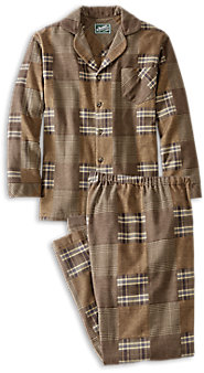 Pioneer Plaid Flannel Pajamas