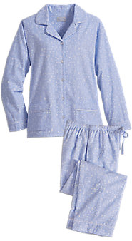 Lanz Tyrolean Garden Pajamas