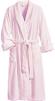 Snuggle Plush Robe