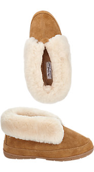 Womens Australian Sheepskin Booties