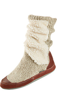 Womens Extra Cushiony Slipper Socks