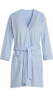 Womens Eileen West Dream Time Wrap Robe