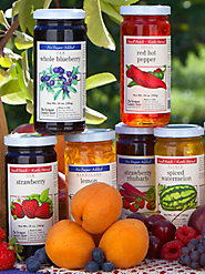 All-Natural Jams, Jellies, and Relishes,in Heritage Flavors You Won't Find Elsewhere