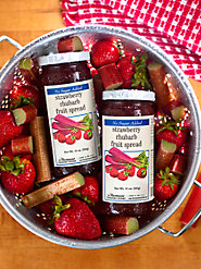 No-Sugar-Added Fruit Spreads and Marmalades—All the Taste, and Only the Sweetness of the Fruit Itself