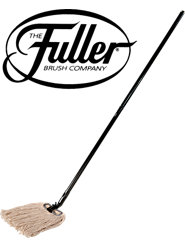 The Fuller Brush Man Is Still Making Quality Cotton Mops