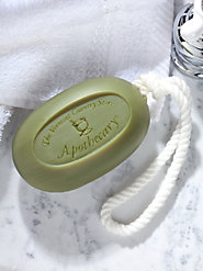 Our Super-Sized Soap-on-a-Rope in Two Manly Scents