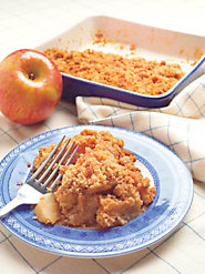 Award-Winning Apple Crisp—Homemade Taste in Just 30 Minutes