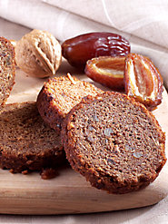 Remember Date Nut Rolls? Our Date Nut Bread Is as Tasty as You Recall