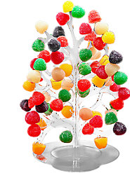 Yummy Gumdrop Tree: Taste How Good the Holidays Can Be