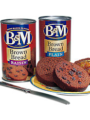 Brown Bread in a Can: Wholesome, Time-Honored Fare in 2 Flavors