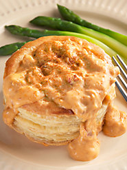 Lobster Newburg Sauce Straight from Maine—Enjoy Down East Taste in Minutes