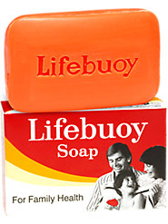 Lifebuoy, the World's First Deodorant Soap