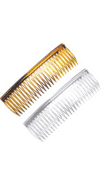 Grip-Tuth Hair Combs Keep the Finest Hair in Place All Day