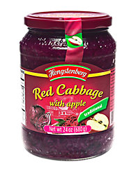 Add German Flavor to Any Table with Hengstenberg's Red Cabbage with Apple