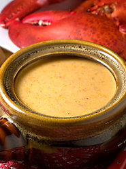 Rich, Creamy Lobster Bisque with a Touch of Sherry Evokes Old Maine