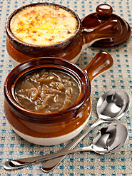 Caramelized French Vidalia Onion Soup (Set of 2 Jars)