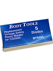 Double-Edged Safety Razor Blades for the Finest Shave