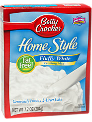 Fluffy White Frosting Mix (Set of 2 Boxes)