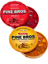 Pine Bros. Throat Drops Are Back Relieving Sore Throats Just like When You Were a Kid