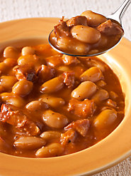 Beans with Pork and Bacon (Set of 2 Cans)