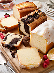 The Best Pound Cake (Set of Any 2 Loaves)
