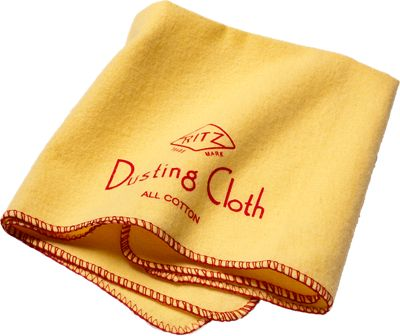 Ritz Dusting Cloths Flannel Dust Cloth 3 Pack
