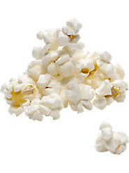 White Hulless Amish Popcorn (Set of 2 Bags)