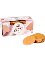 Nyakers Swedish Gingersnaps: Thin, Crisp, and Bursting With Flavor