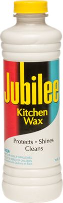 Jubilee Kitchen Wax And Cleaner Original Formula 15 Oz