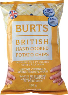 Burts British Potato Chips | Hand Cooked Chips