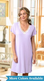 FeelGood™ Moisture-Wicking Nightgown
