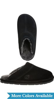 Mens Sheepskin Scuffs