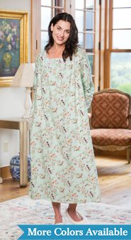 Slumber Birds 'n Berries Nightgown