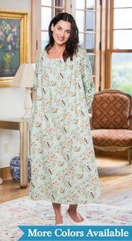Slumber Birds 'n Berries Nightgown