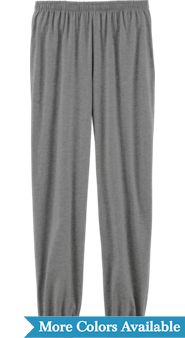Cotton Knit Sleep Pants